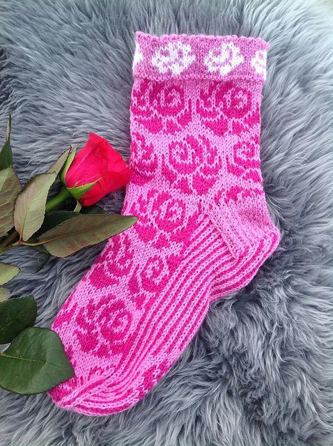 Dagens kjøpeoppskrift: Valentine Dream | Strikkeoppskrift.com