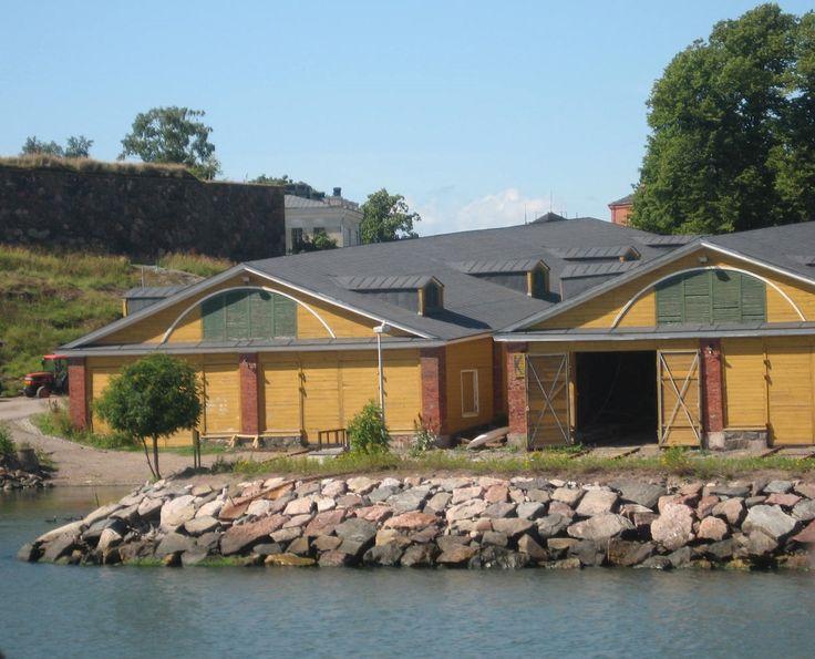 Helsinki, part of Suomenlinna (2011)
