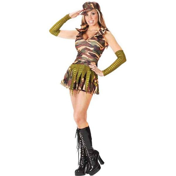 our teen army brat outfit is a naughty military costume for teen girls this sexy - Cool Halloween Costumes For Teenagers
