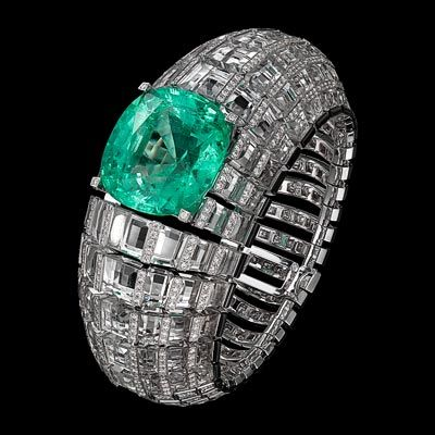 Vendôme 29 - High Jewellery: Incandescence & daylight - Étourdissant Cartier