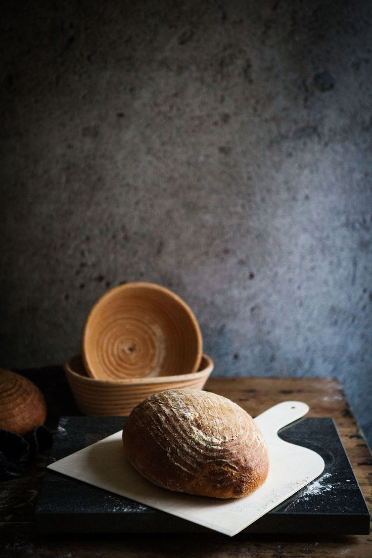 Stone Oven-Baked Caraway Bread
