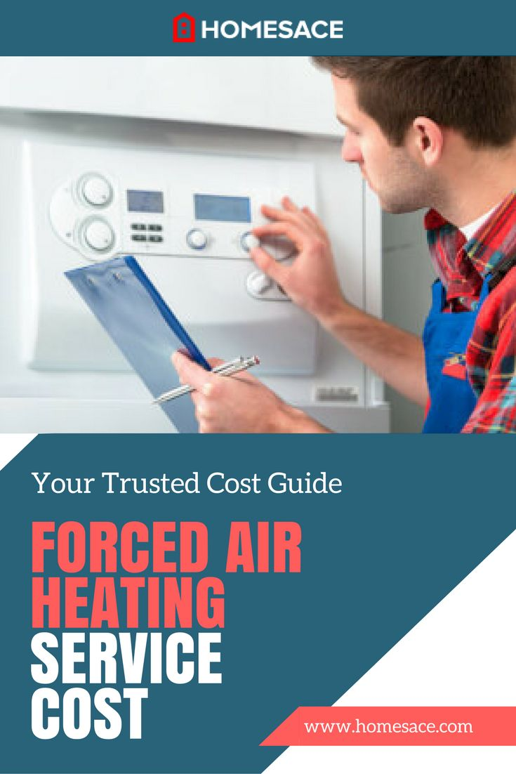 When your forced air heating system begins to malfunction, you need to consult a professional to diagnose the problem and provide repair estimates.Homesace.com provides you with all the forced air heating tips, advice and costs you need to make your next HVAC project simple and straightforward as possible.