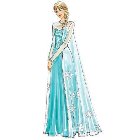 M7000 | Misses'/Children's/Girls' Costumes | View All | McCall's Patterns