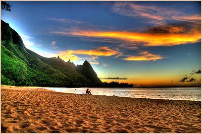 Tunnels Beach, Island of KauaiGoogle Image, Beautiful Homes, Beautiful Scenery, Kauai Beautiful, Image Results, Colors Beautiful, Beautiful Beach, Creative Image