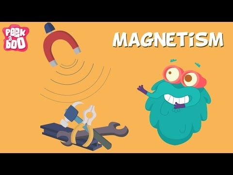 Magnetism | The Dr. Binocs Show | Educational Videos For Kids - YouTube