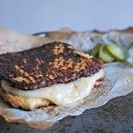 Try this cauliflower bread grilled cheese recipe | Well+Good