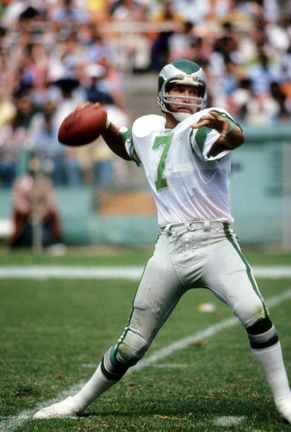 QB Ron Jaworski- Philadelphia Eagles
