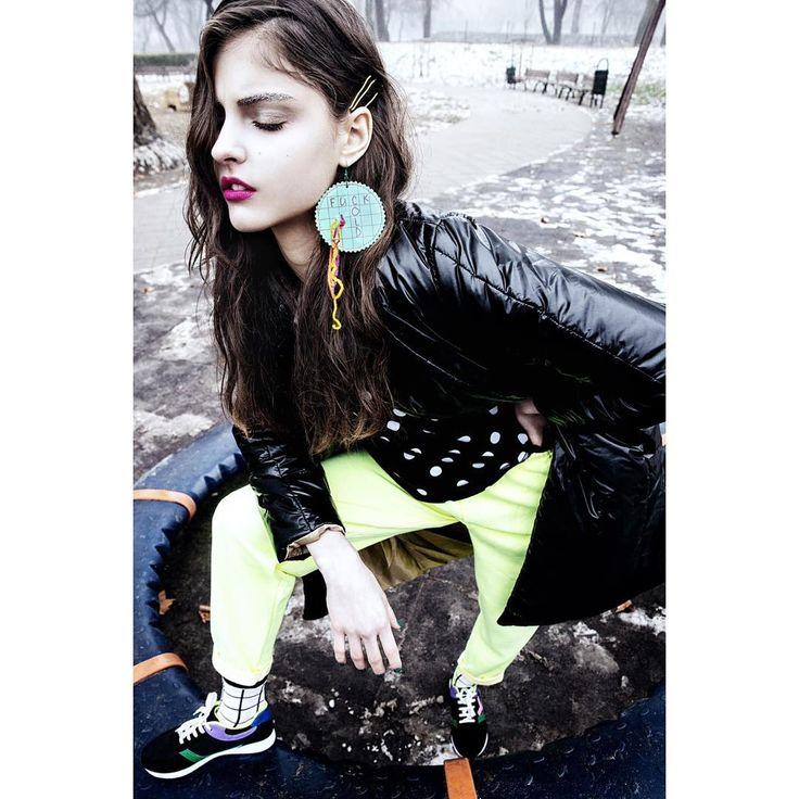winter boring editorial  photo: Edina Csoboth model: Sophie @ Visage Models mua: Eszter Galambos hair: Viktoria S. Toth styling: pleasure is pretty