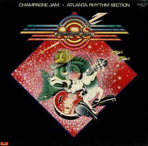 Atlanta Rhythm Section - Champagne Jam: buy LP, Album at Discogs