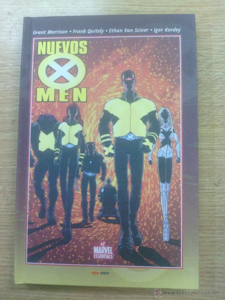 NUEVOS X-MEN #1 (BEST OF MARVEL ESSENTIALS) $14
