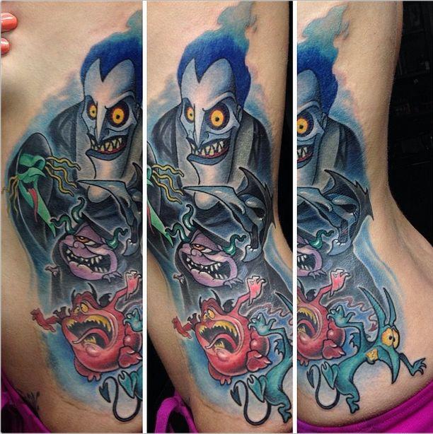 #tattoo #hades