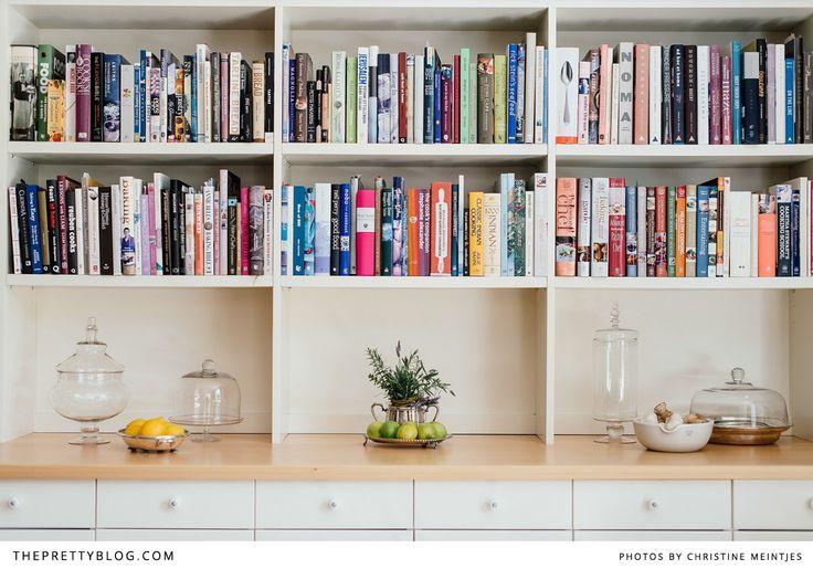 Meet Our Foodies Petro Meintjes Shelving Book Shelves