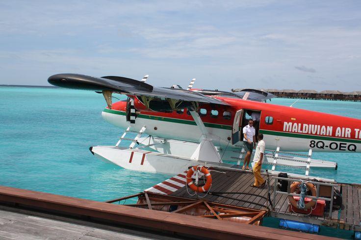 zitahli resorts & spa kuda-funafaru  water plane