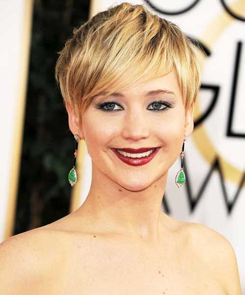 Best Pixie Haircuts For Square Faces: 36 Best Before And After Images On Pinterest