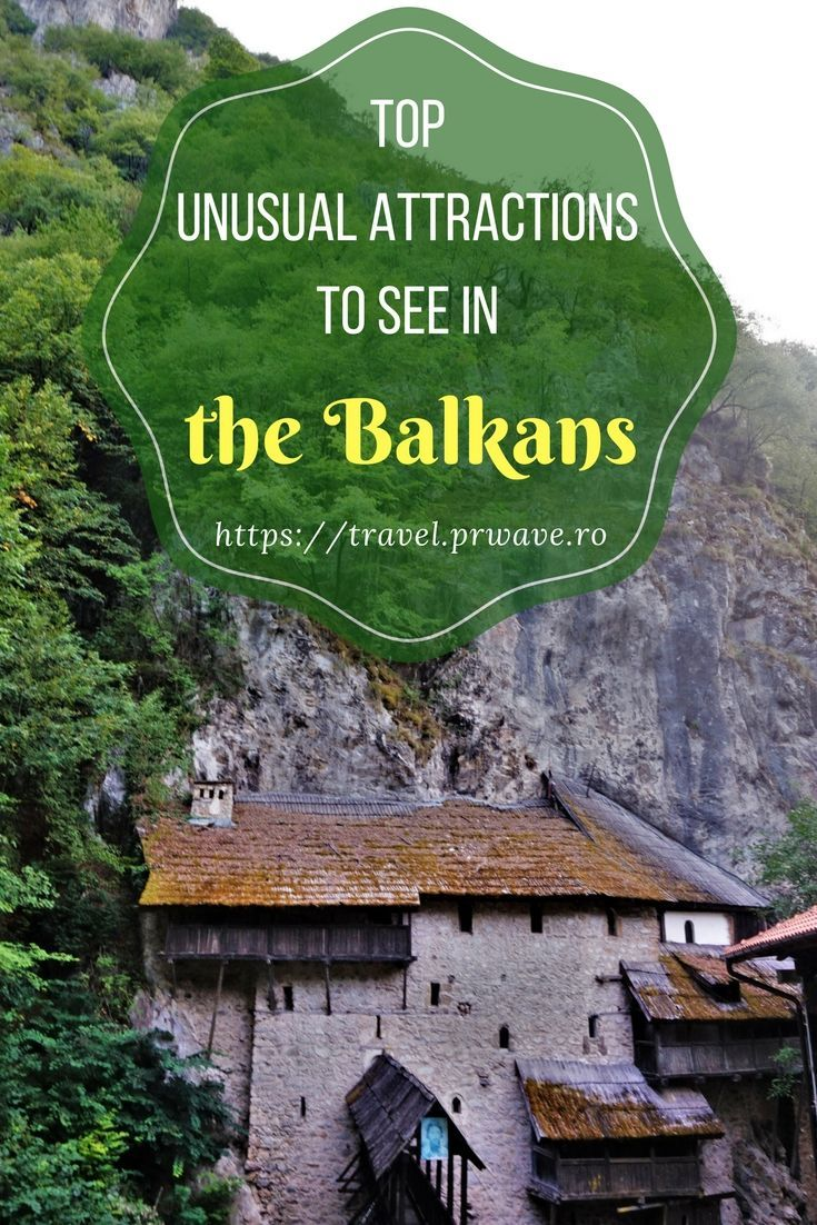 Top Quirky Sights to see in the Balkans; unusual attractions in Albania, Bulgaria, Kosovo, and more - Europe