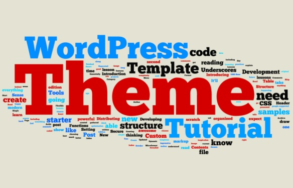 Learn all about WordPress Themes