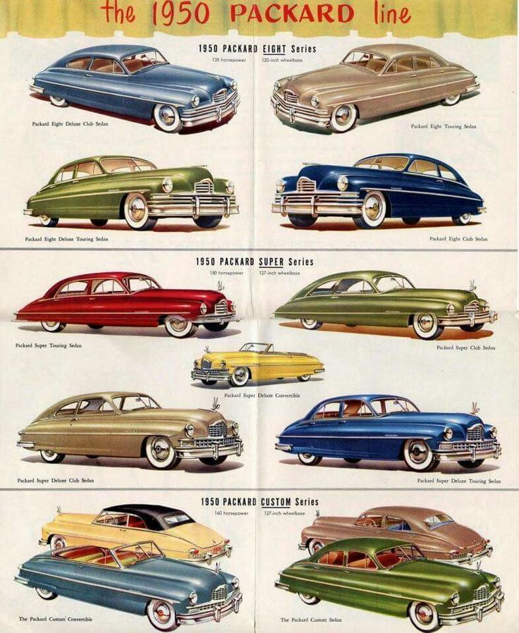 94 best Packard Classics images on Pinterest | Old school cars ...