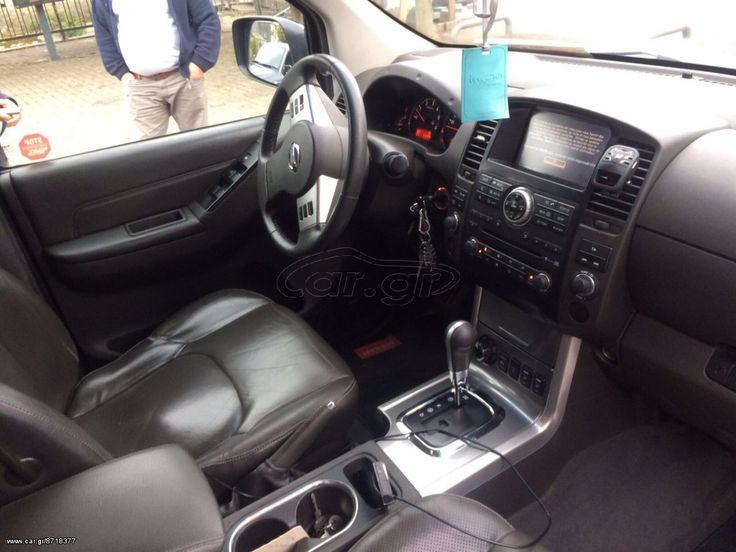 Nissan Navara NAVARA 3.0 V6 231PS !!!! '2012 - 22800.0 EUR - Car.gr