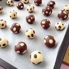 """6,511 Beğenme, 63 Yorum - Instagram'da Kakuleli Mutfak (@kakulelimutfak): """"Ben bu kurabiyelere bayıldım  Cocuklari düşünemiyorum   Tarif sevgili @suheyla_mutfakta dan…"""""""