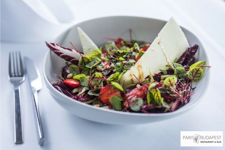 #art #salad #helathy #cooking #finedining #restaurant #parisbudapest #enjoy #food #foodie