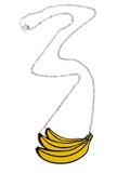 Buncha Bananas Necklace   Mink Schmink