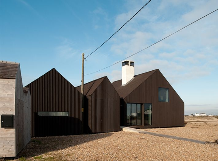 NORD: Shingle House, Dungeness.