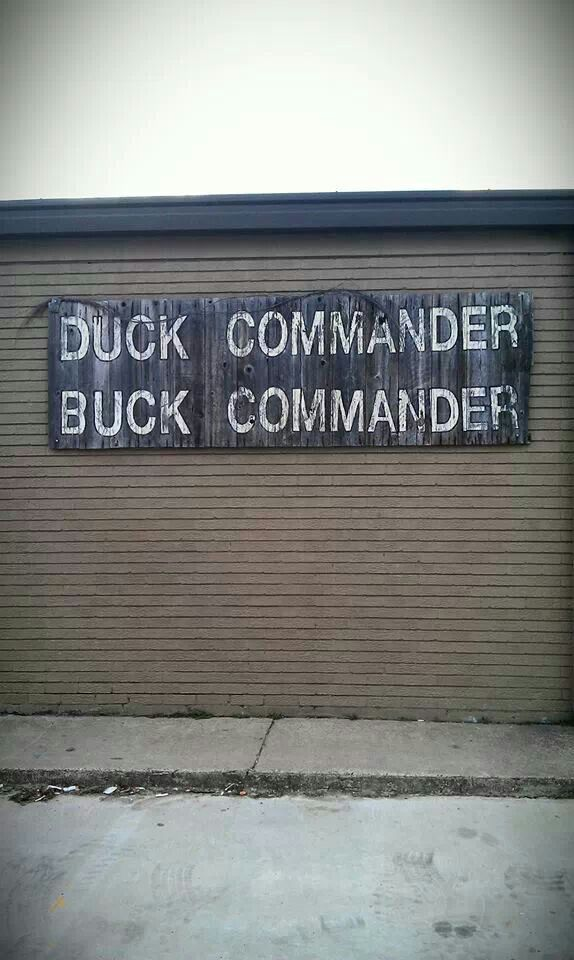 West Monroe , home of Duck Dynasty