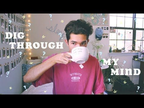 Dig Through My Mind ⭐️ (Being Shy, College, Synesthesia) - YouTube