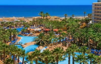 Un reality alemán elige el Playasol Spa Hotel