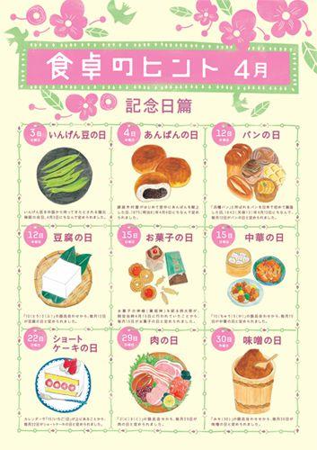 イラスト 今井夏子 料理