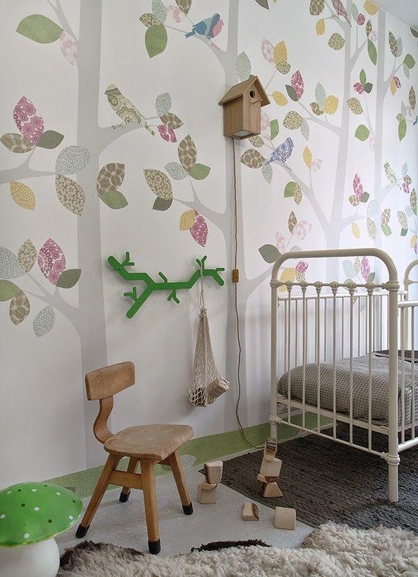Las 25 mejores ideas sobre pintando las habitaciones de - Los mejores papeles pintados ...