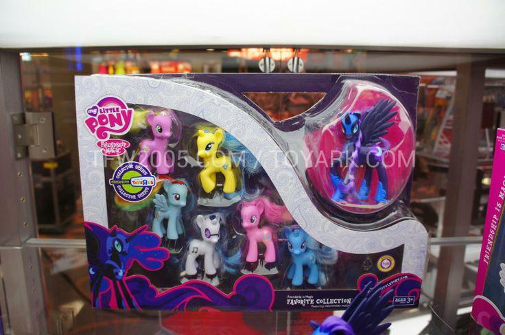 my little pony   SDCC 2012 - Jem and My Little Pony Displays - The Toyark - News