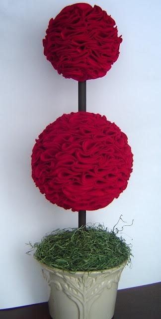 Valentine Topiary
