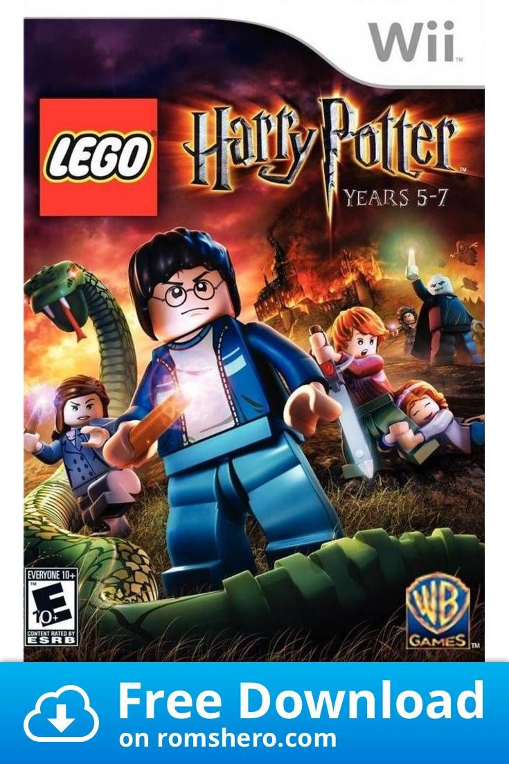 Download LEGO Harry Potter Years 57 Nintendo Wii (WII