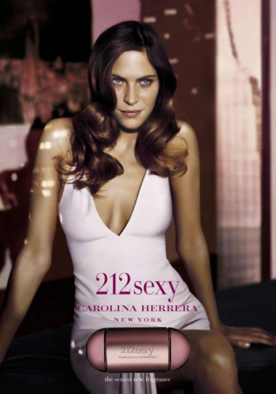 212 Sexy Carolina Herrera perfume - a fragrance for women 2004