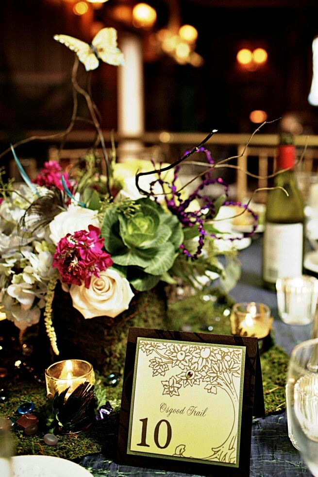 flower wedding table decorations 17 best images about woodland forest 100 acre woods 4244
