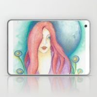 Bella Luna Laptop & iPad Skin