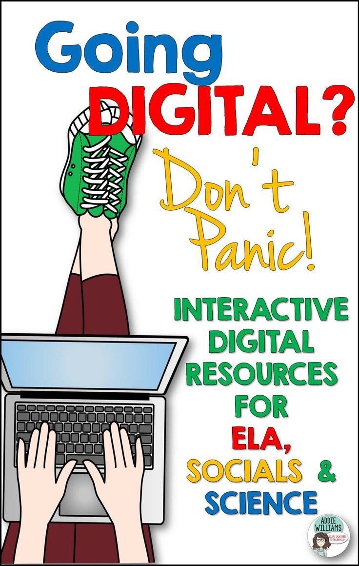 Looking for ready to use digital resources for your Google or 1:1 Classroom? Check out these ELA, SS, and Science resources.