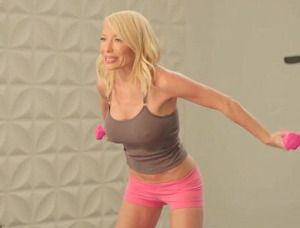 So, we've all seen Tracy in action and heard about her Method. Today, she gives goop readers a 15-minute add-on to any workout routine. So no matter what you follow (or even if you only have 15 minutes to spare), you can enjoy Tracy-caliber results. on goop.com. http://goop.com/tracy-andersons-15-minute-workout-2/