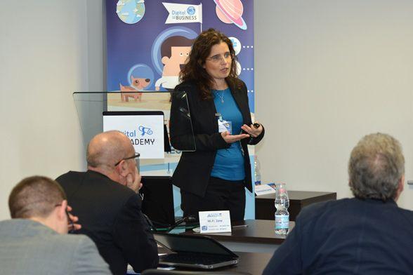 Bianca Fontanella, Scientific and Regulatory Affairs Office di Tigem. #malattierare #D4Amalattierare #D4A #farmaci