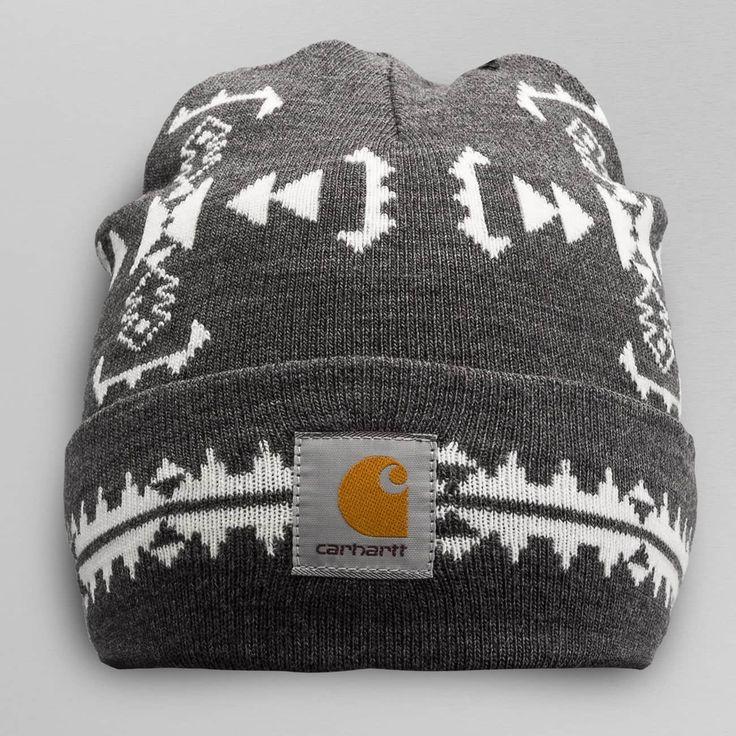 Carhartt WIP Bonnet gris