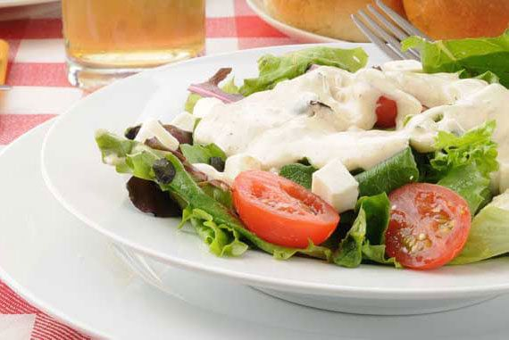 Clean Eating Ranch Dressing