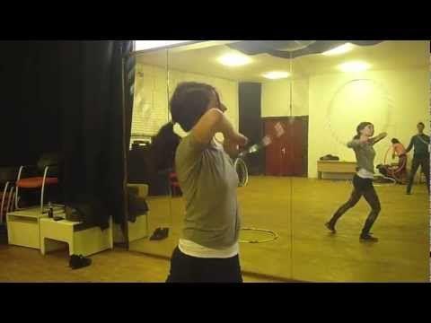 ▶ Funland Tricks presents: Fancy elbow trick - YouTube