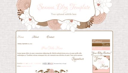 Cute-Pink-Modern-Blog-Template-Juliana