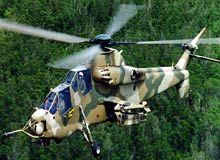 Rooivalk Attack Helicopter - Army Technology