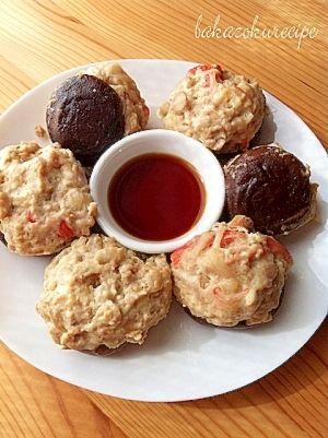 しいたけの鶏だんご レシピ・作り方 by バカゾクあいこ|楽天レシピ