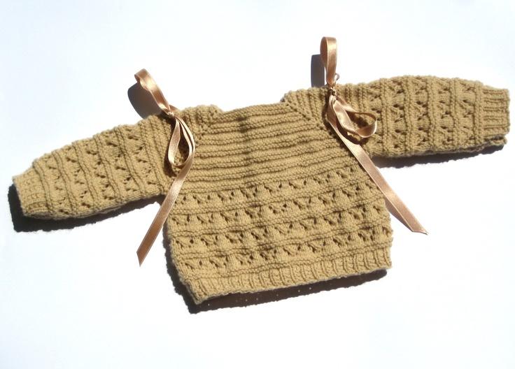 Bebe Babitas: Ropa de bebe hecha a mano: Jerseys