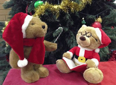 Kids@Cockburn Library: Christmas Adventures of Bing the Library Bear #20