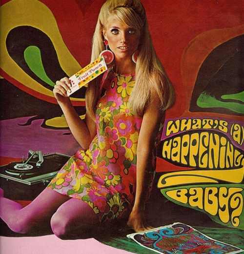 The Swinging Sixties