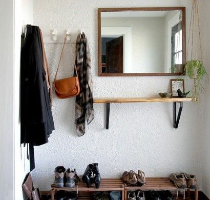 15 pins zu garderobe selber bauen die man gesehen haben muss diy garderobe garderobe h ngend. Black Bedroom Furniture Sets. Home Design Ideas